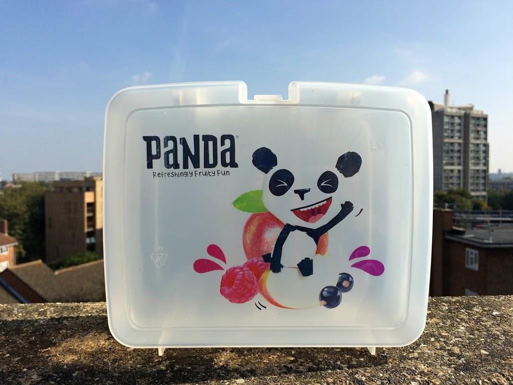 Panda-Lunchbox