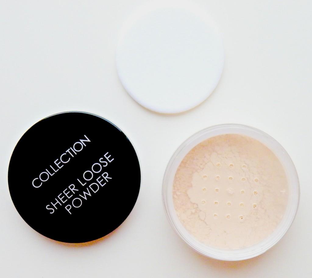 Collectiom Sheer Loose Powder