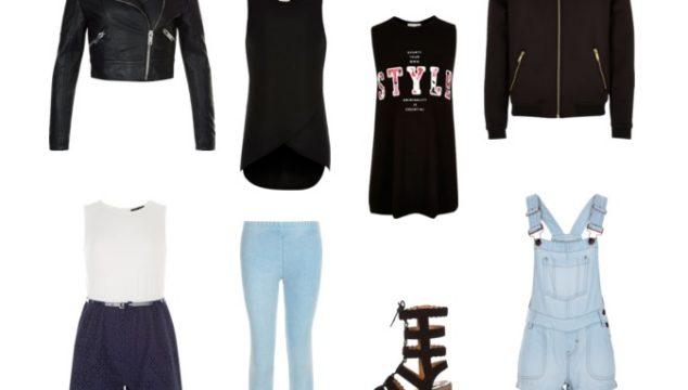 Tapanga's Clothing Wishlist