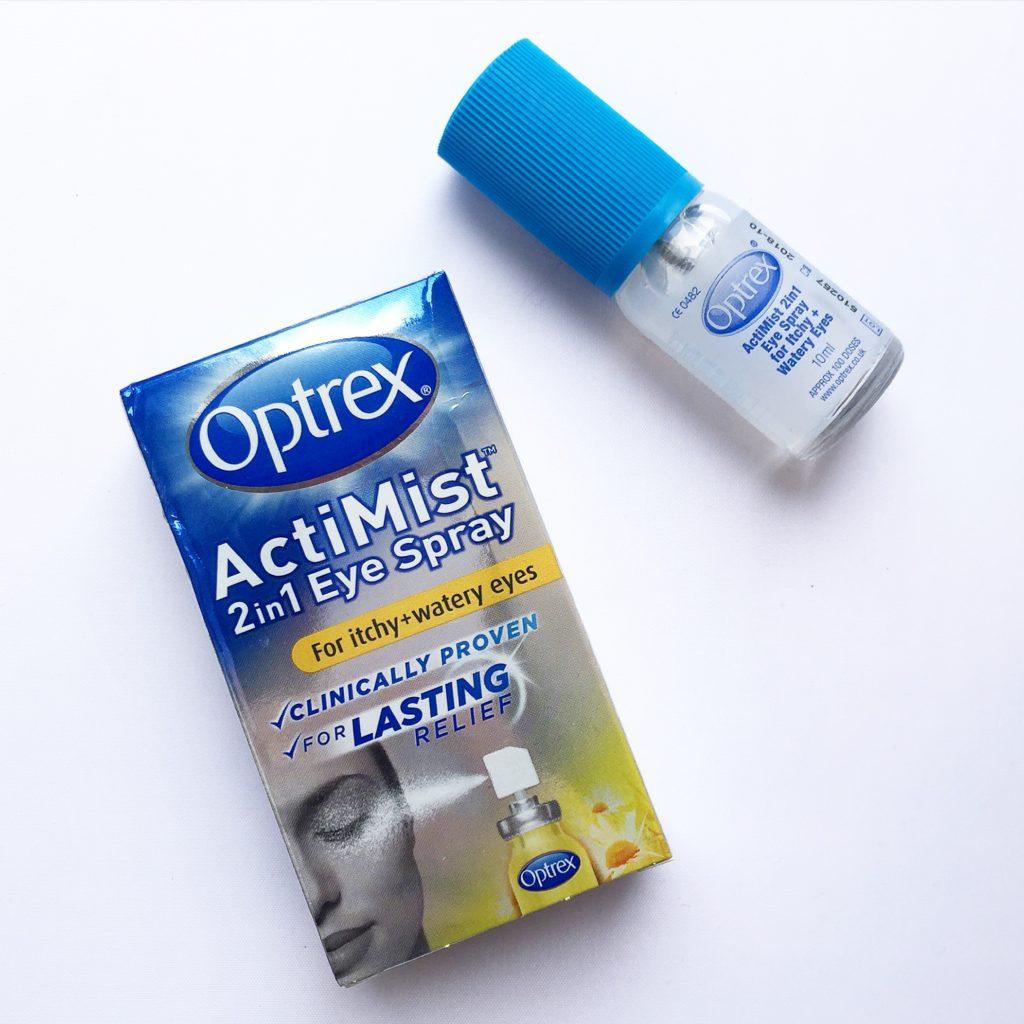Optrex ActiMist