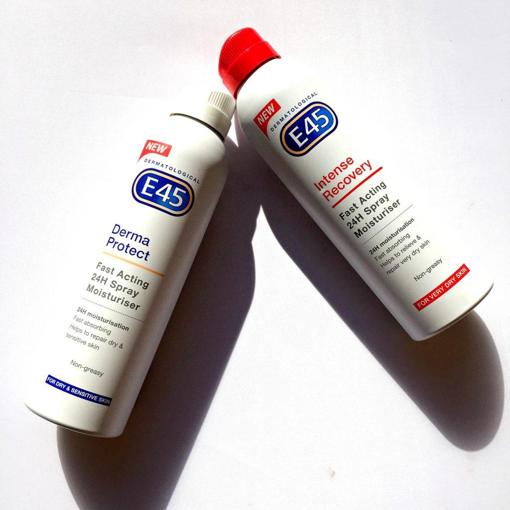E45 Spray Moisturiser