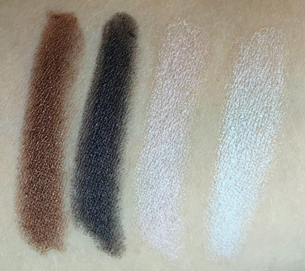 Make Up Gallery Eyeshadow Swatch
