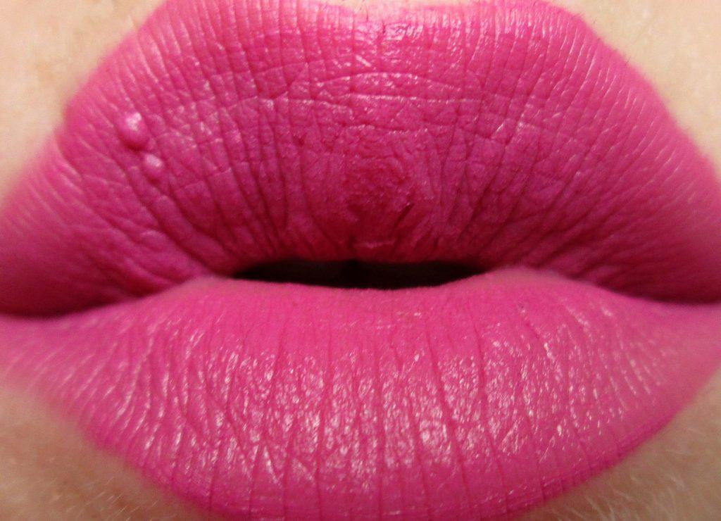 Make Up Galley Matt Lip Colour Purple