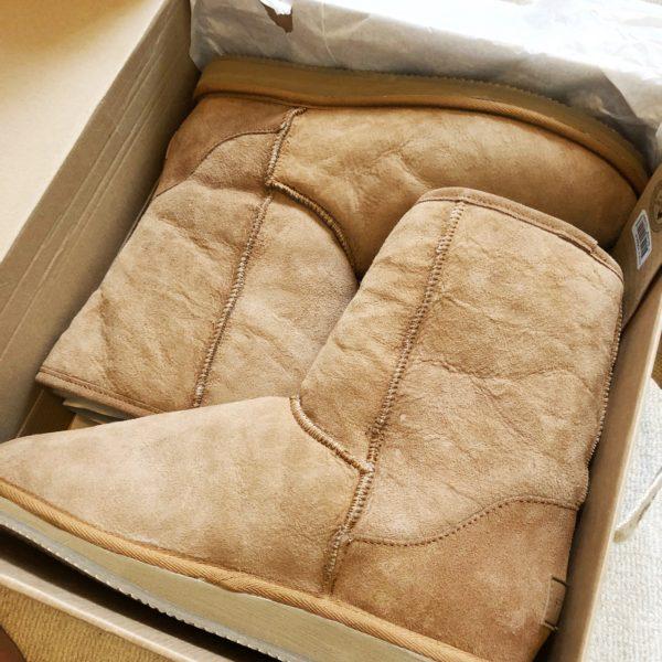 Shepherd Sheepskin Boots