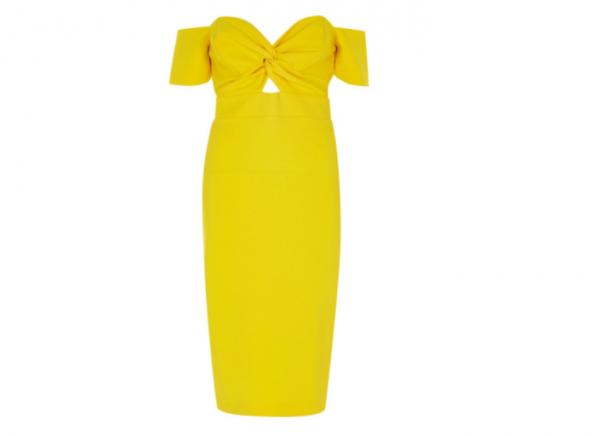 RI Block Colour Dress